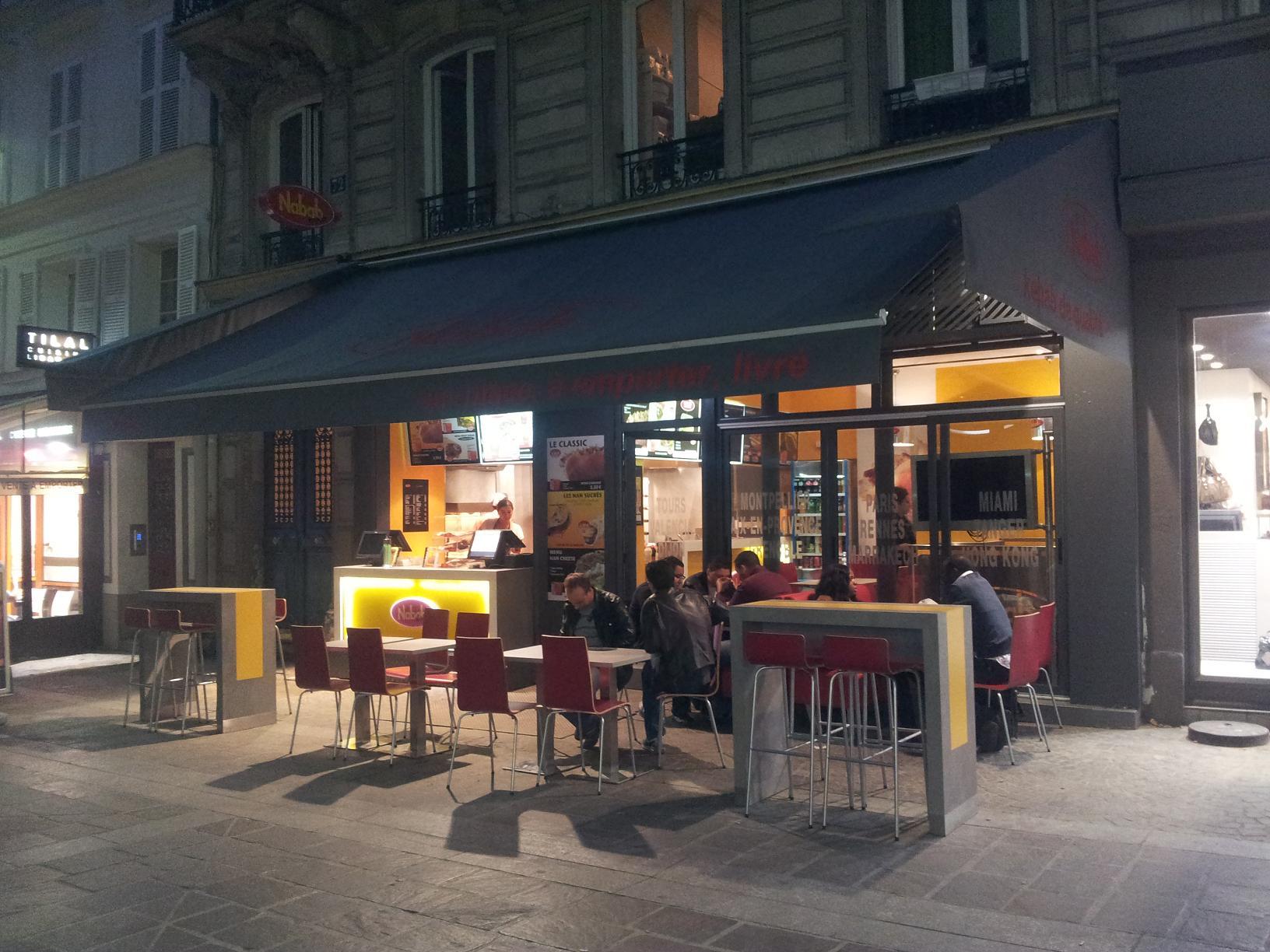 Nabab Kebab - Paris 01