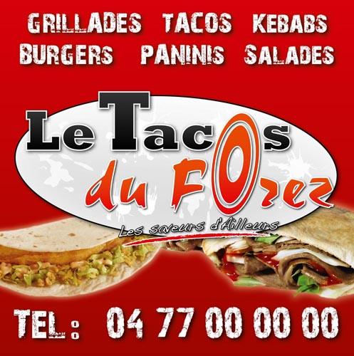 Tacos du Forez