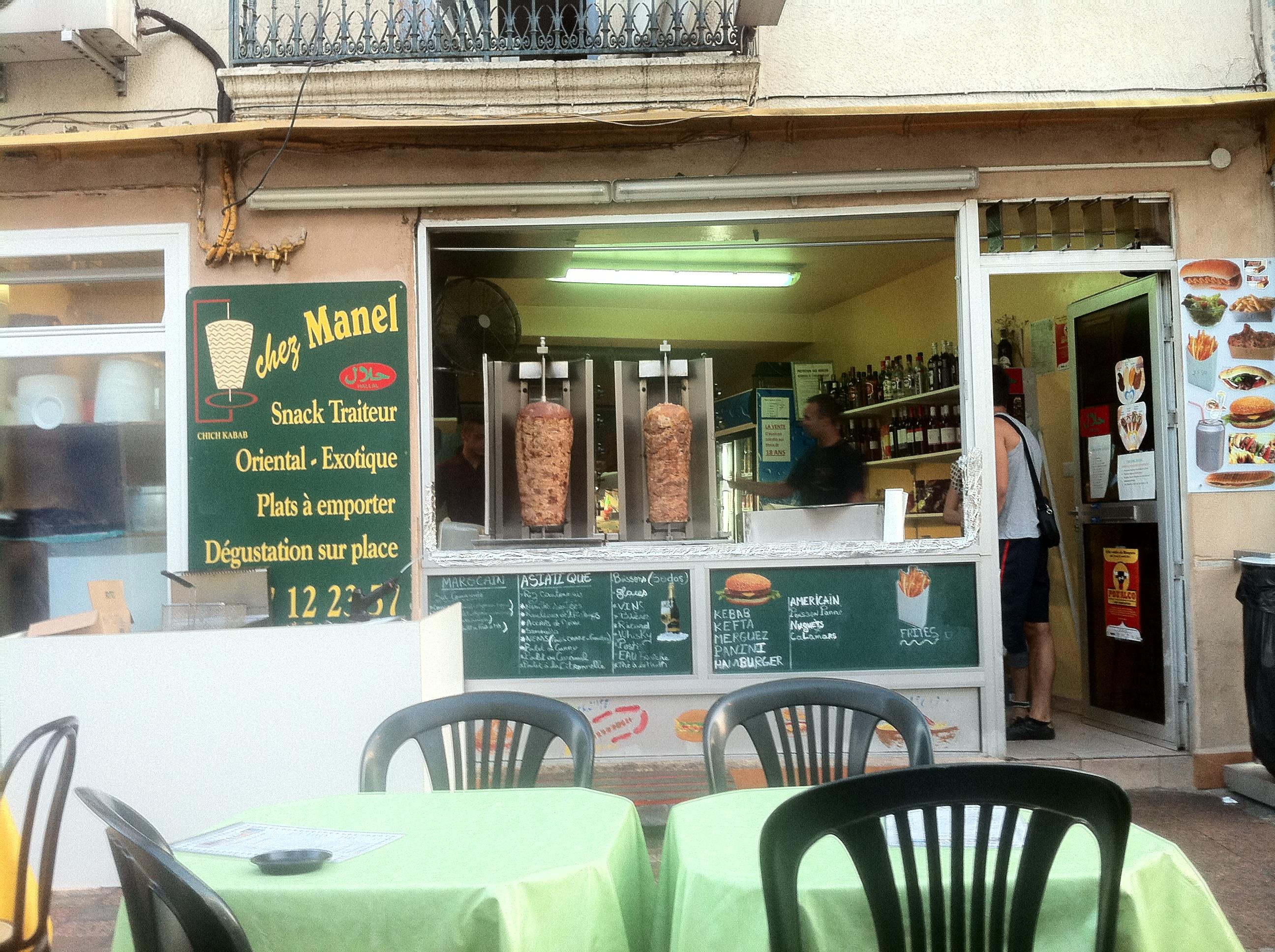 Chez Manel à Mauguio
