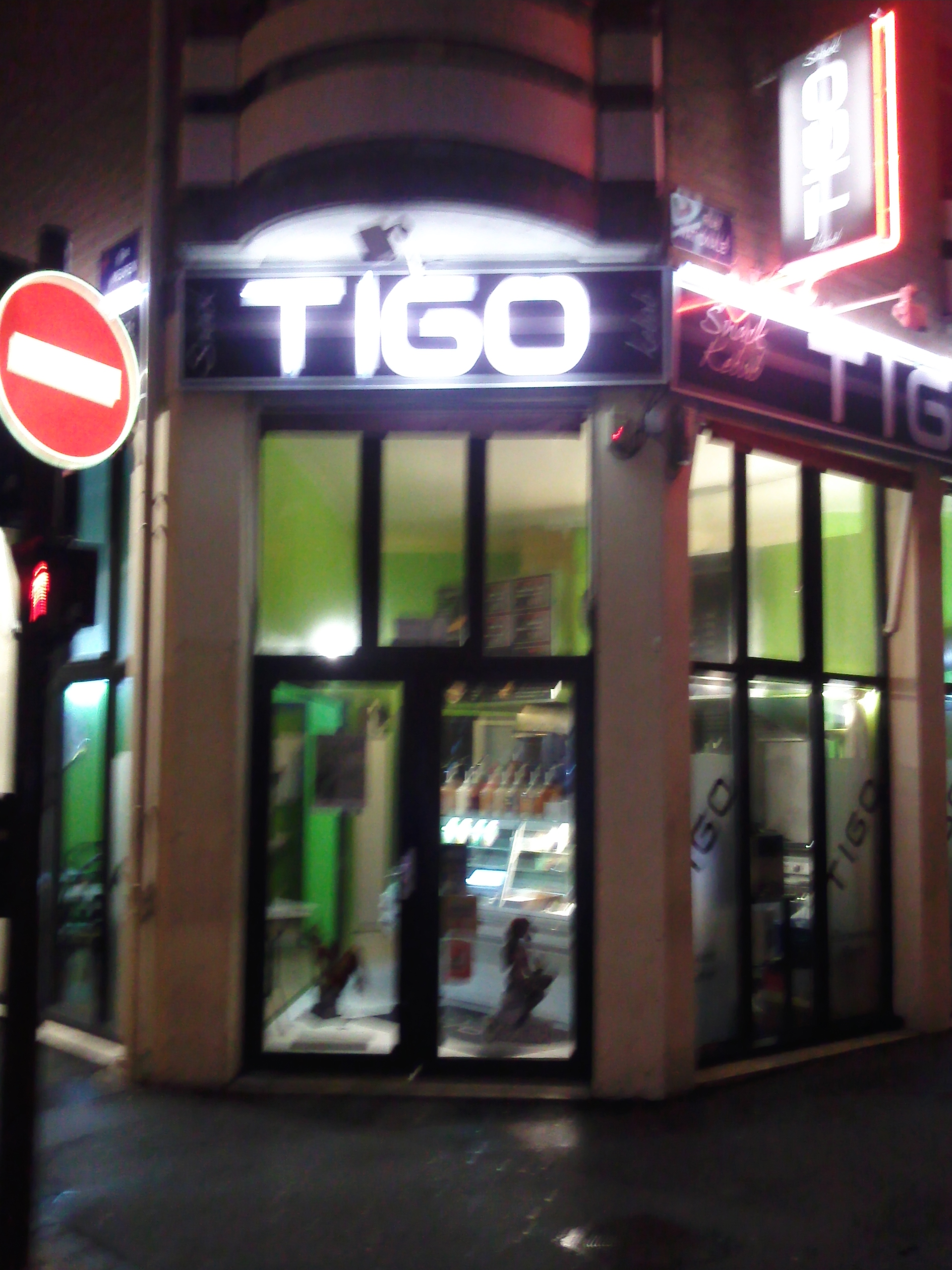 Tigo à Lille