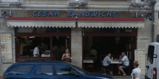 Cesar Sandwichs à Tours