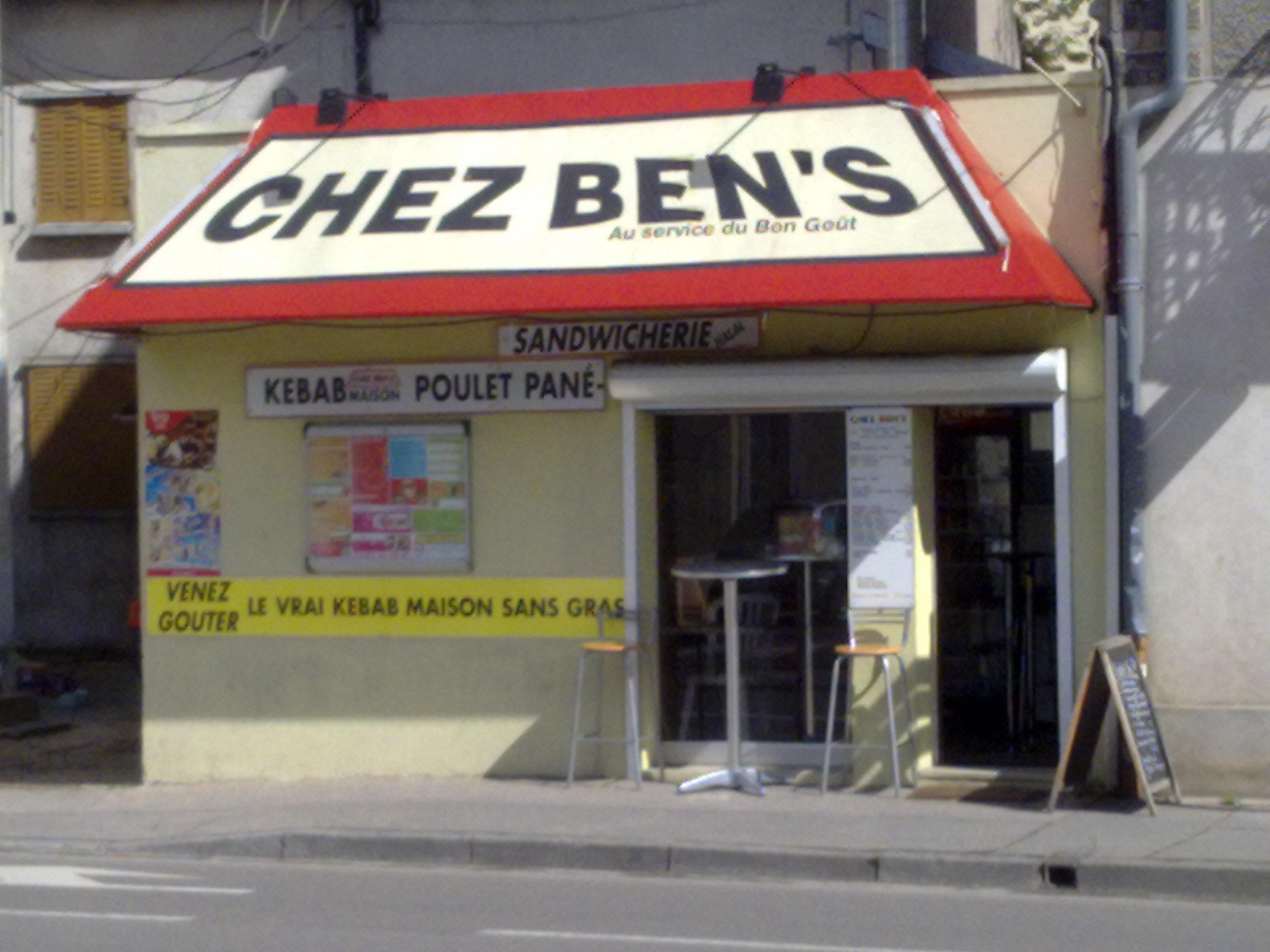 Chez Ben's