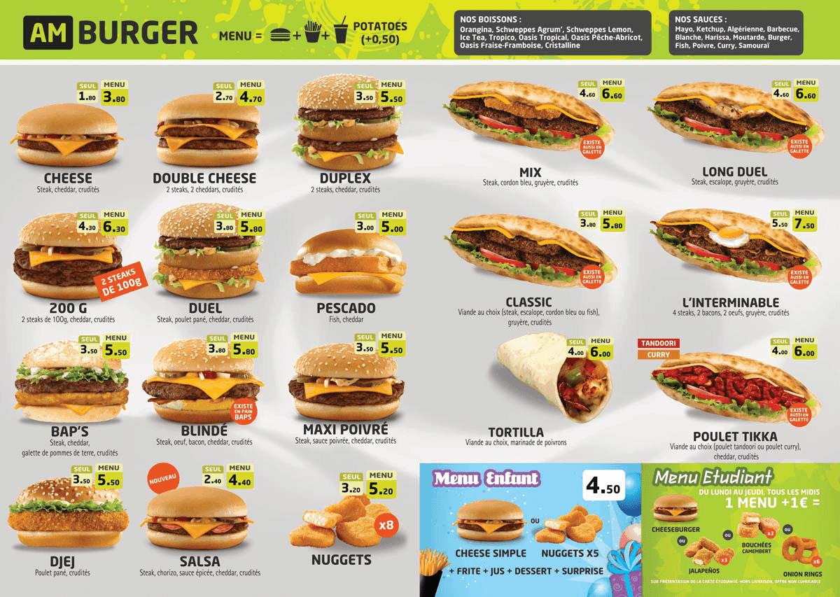 AM Burger