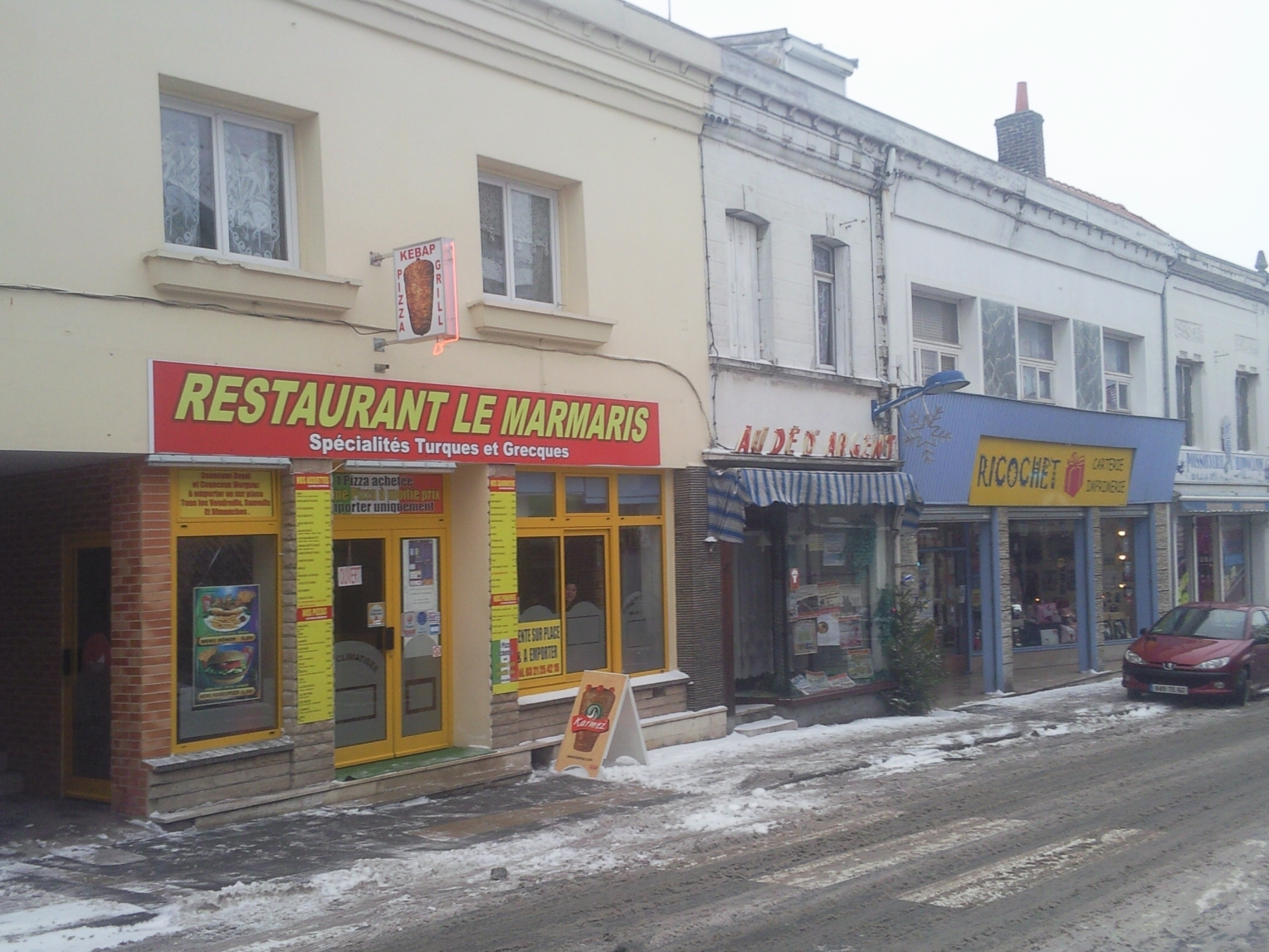 Restaurant Le Marmaris