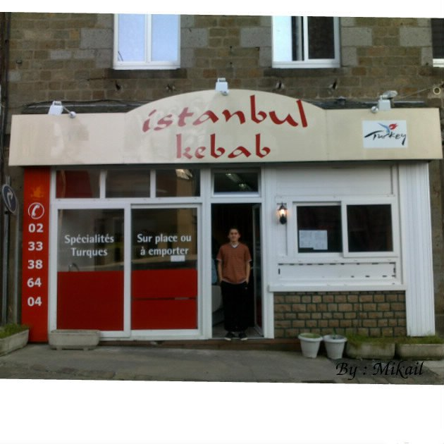 Istanbul Kebab à La-Ferté-Macé