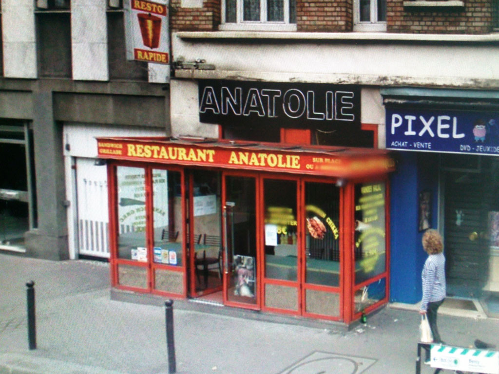 Anatolie - Paris 13