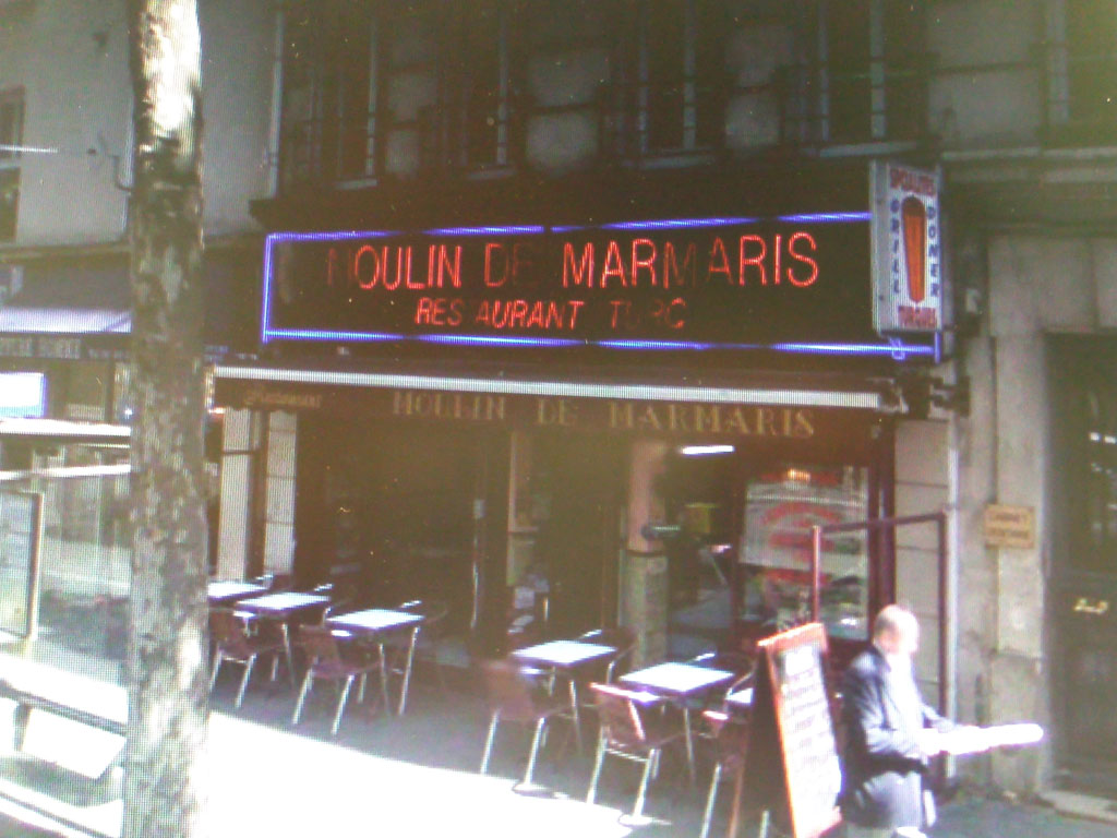 Moulin de Marmaris à Paris 17