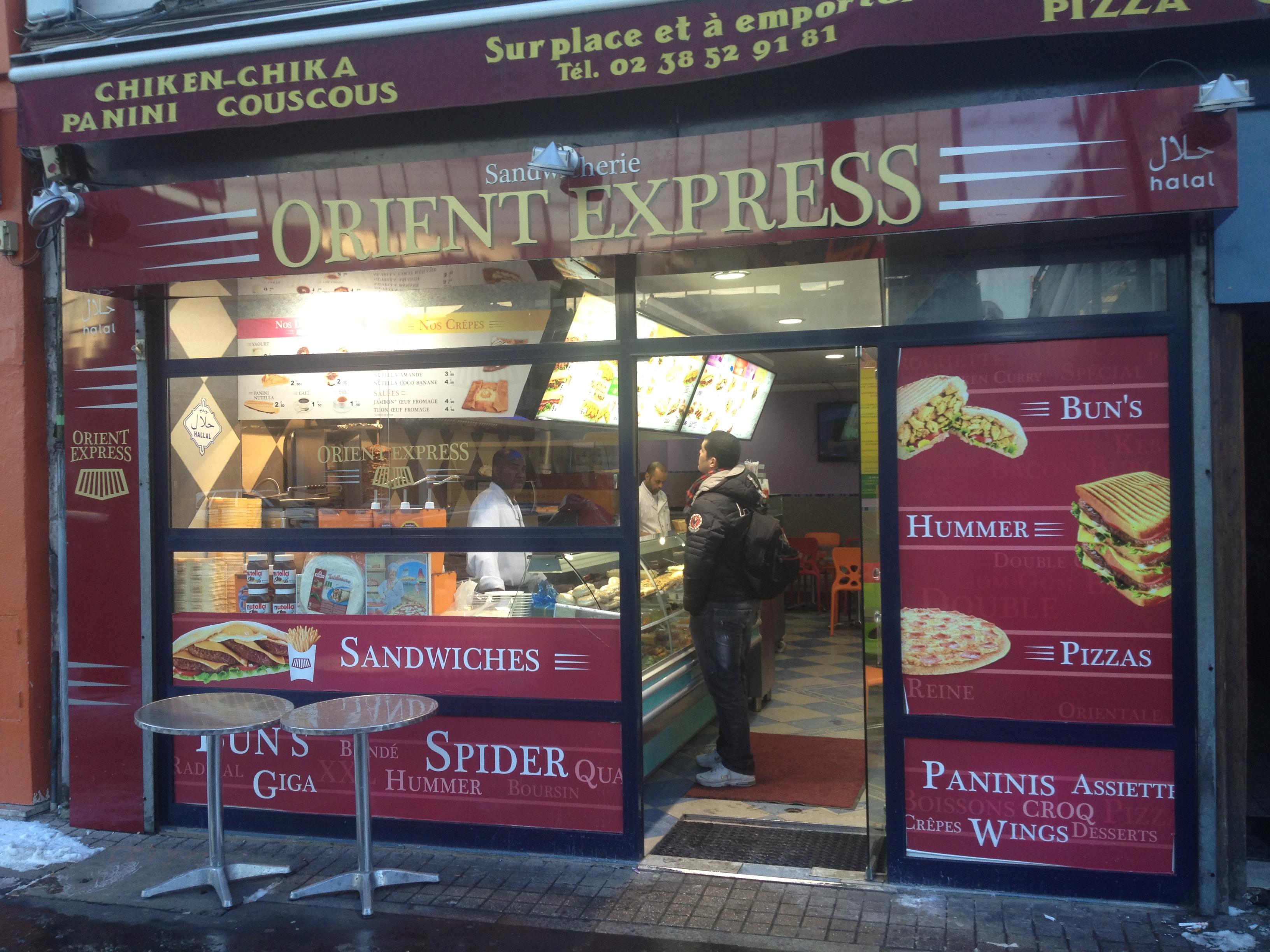 Orient Express - Orléans