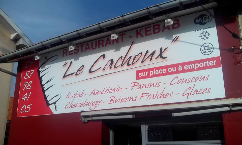 Le Cachoux à Roumazières-Loubert