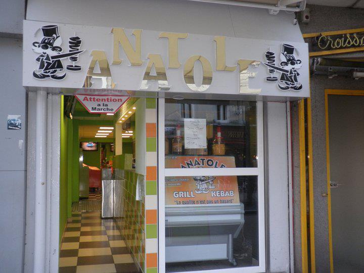Anatole Kebab