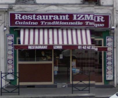 Restaurant Izmir à Marseille-en-Beauvaisis
