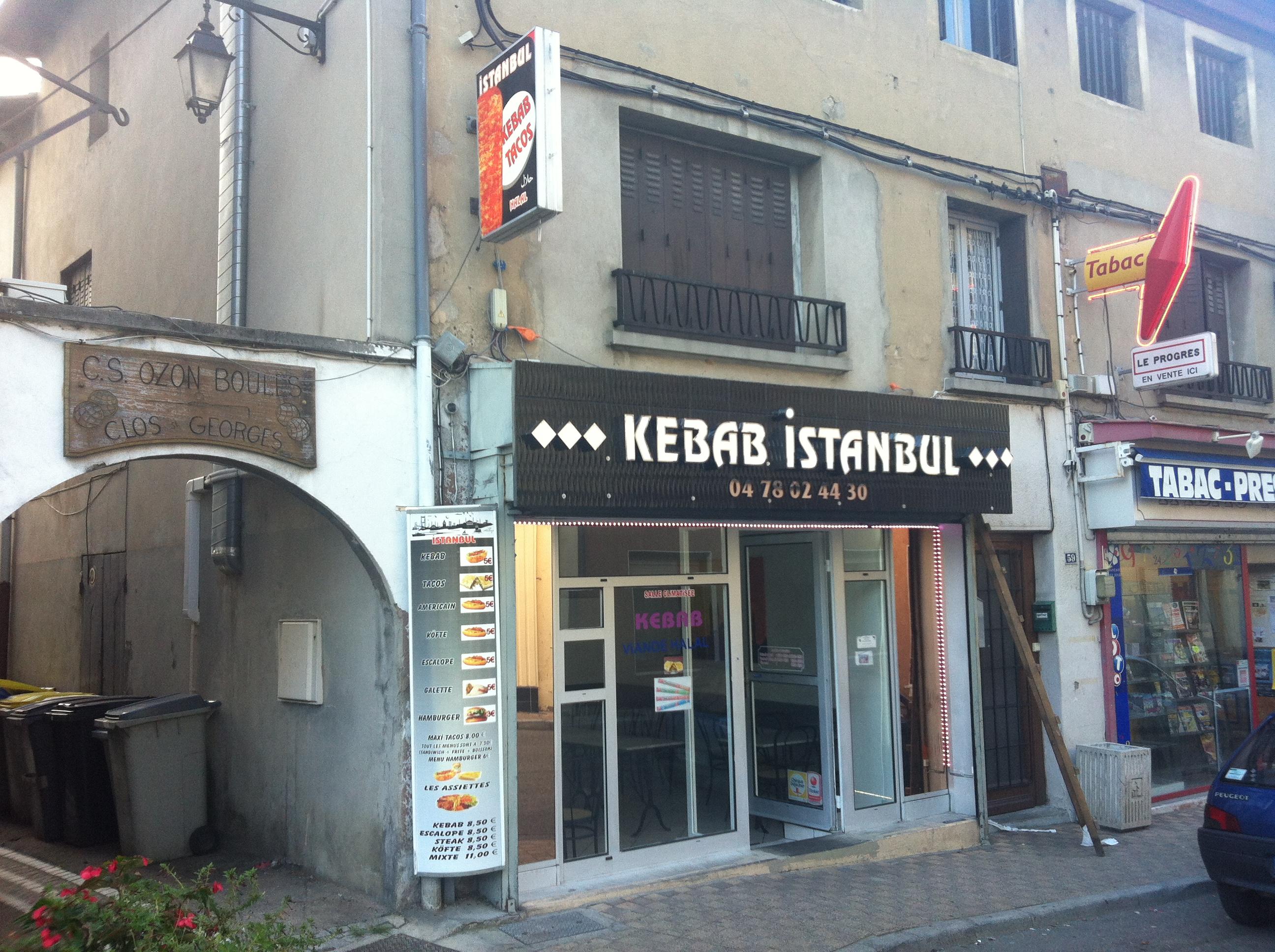 Meilleurs kebabs de condrieu - Cuisine centrale venissieux ...