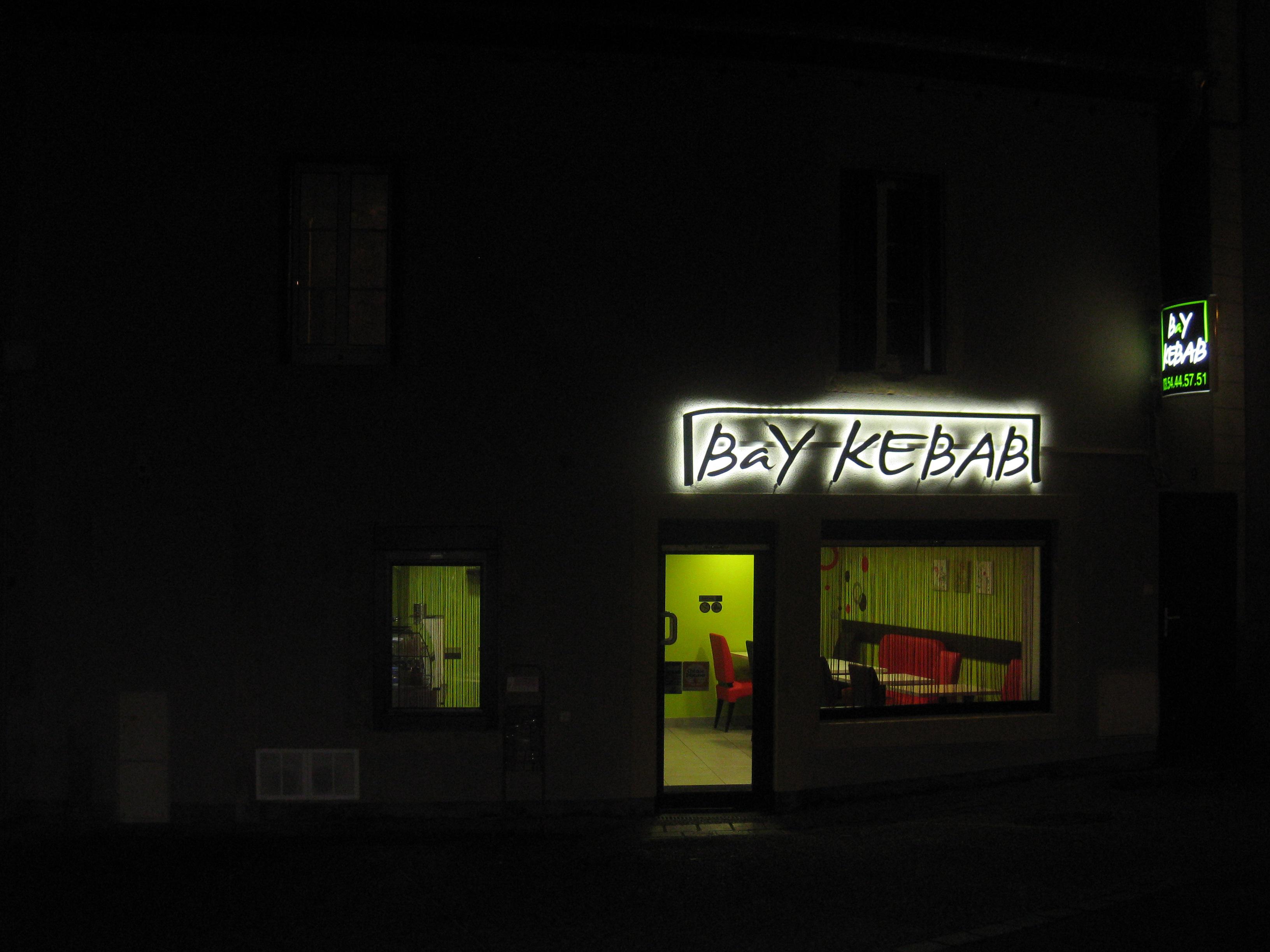 Bay kebab