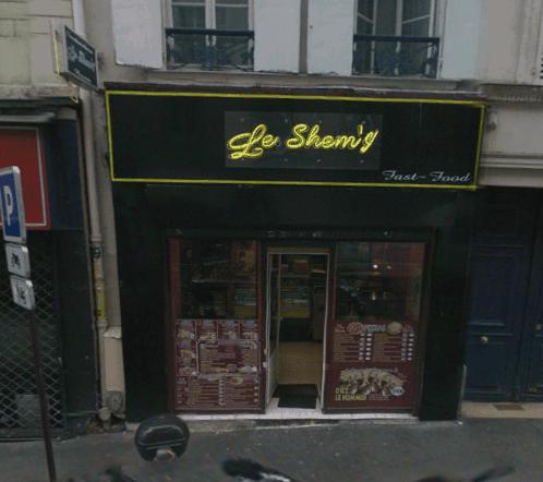 Le Shem's - Paris 09
