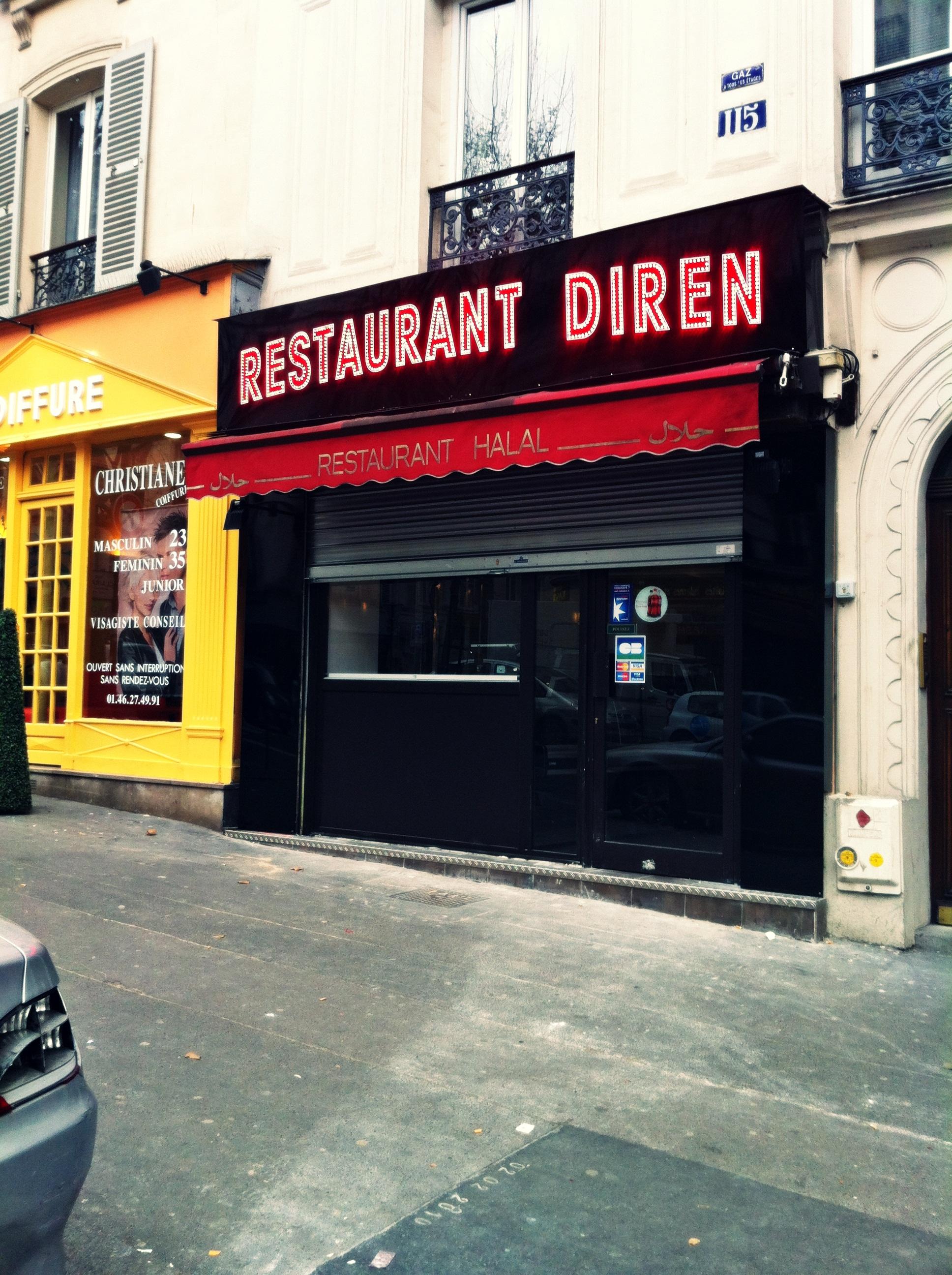 Restaurant Diren