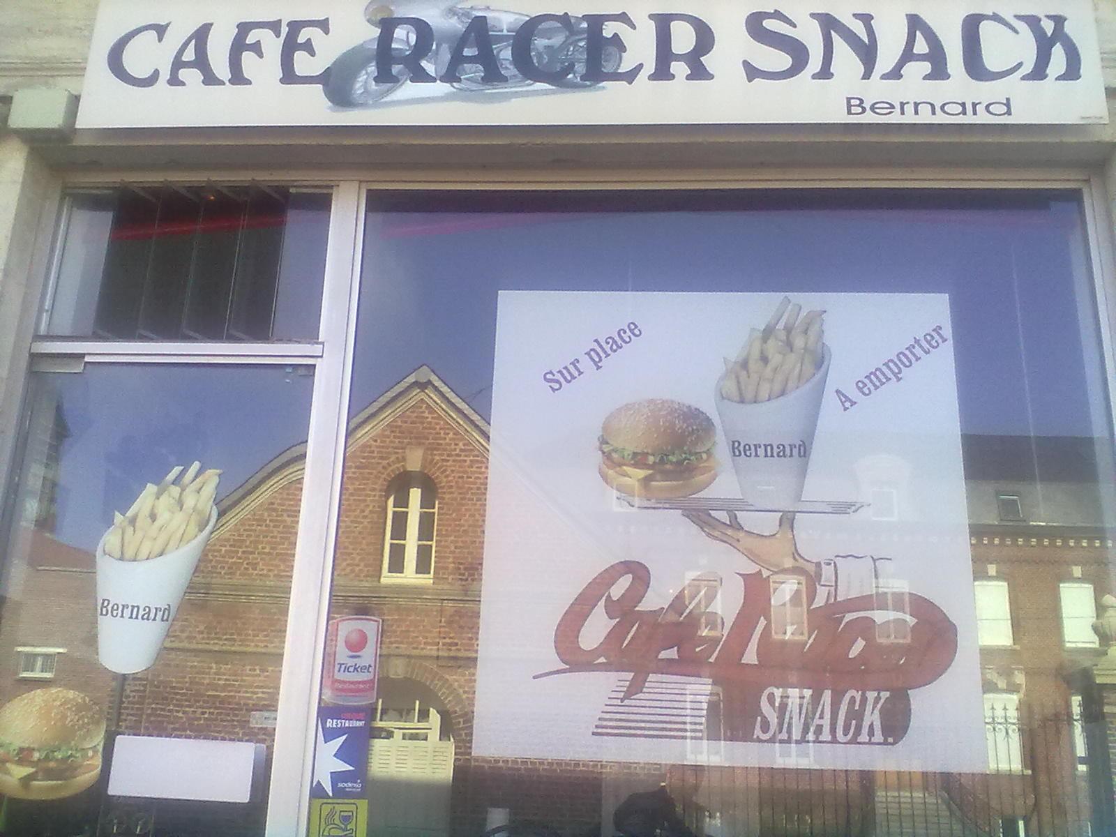 Café Racer Snack