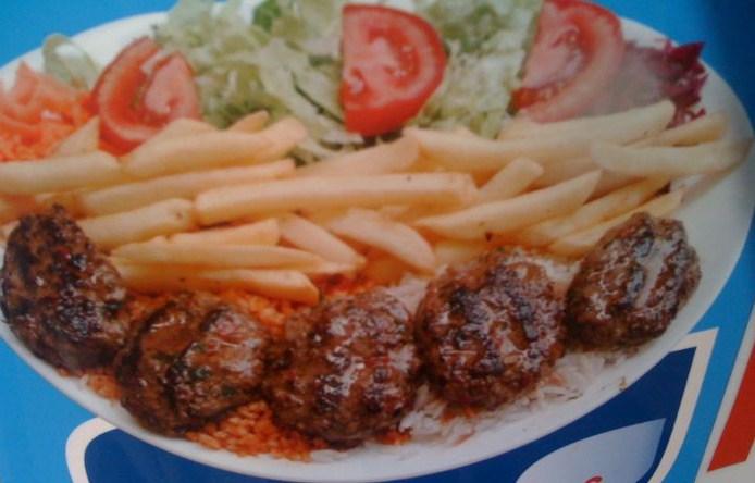 Mega Turk Kebab